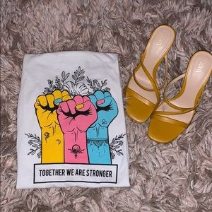 Stronger Together Graphic Tee